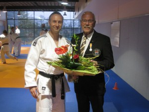 Jan van Gellecom en Maurice Orth